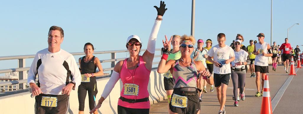 2014 Clearwater marathon